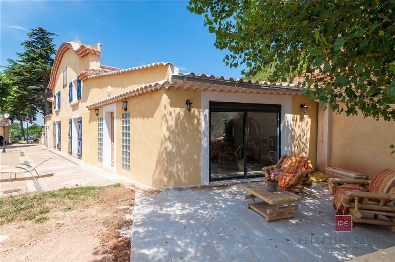 Vente de prestige maison / villa Meyreuil 1155000€ - Photo 3