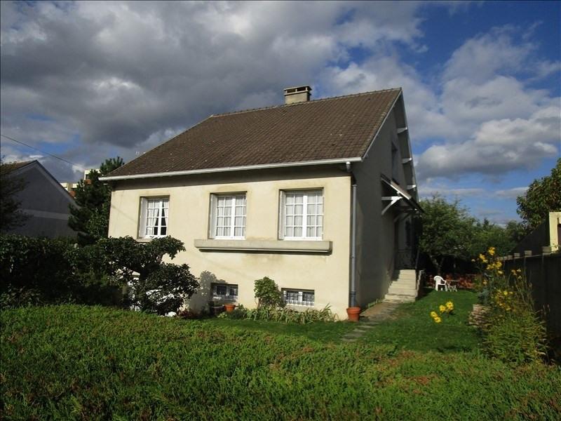 Vente maison / villa Le plessis bouchard 444000€ - Photo 1