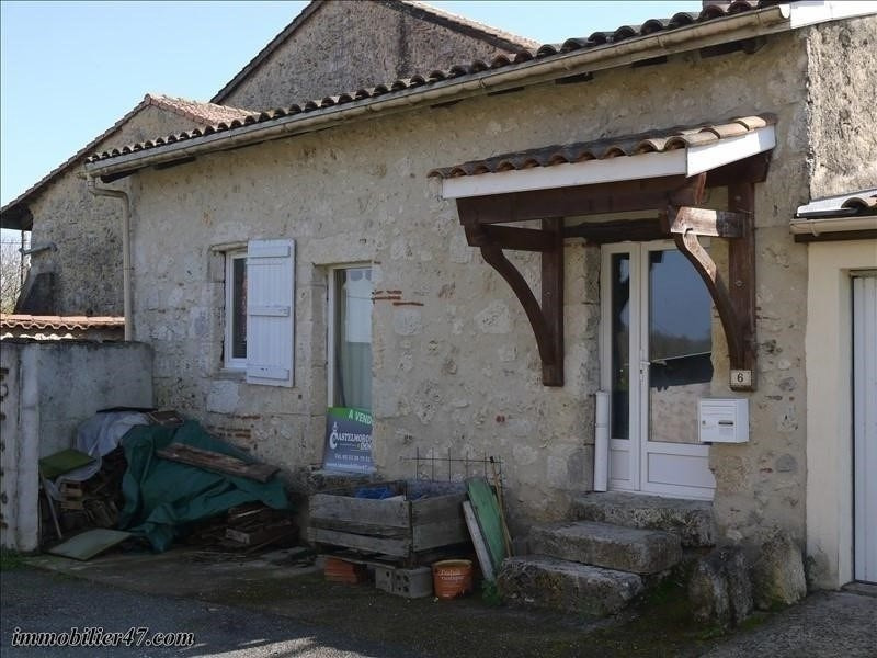 Vente maison / villa Laparade 39 900€ - Photo 1