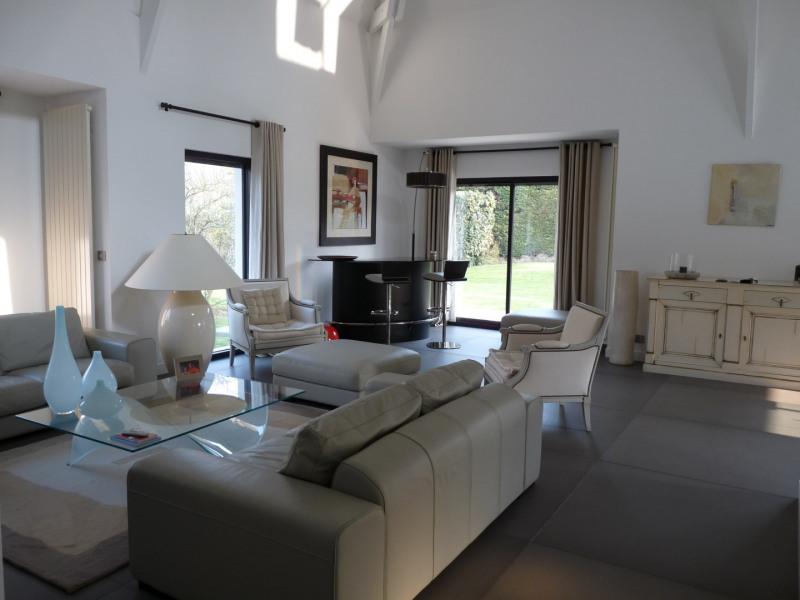Rental house / villa Saint-nom-la-bretèche 4950€ CC - Picture 12