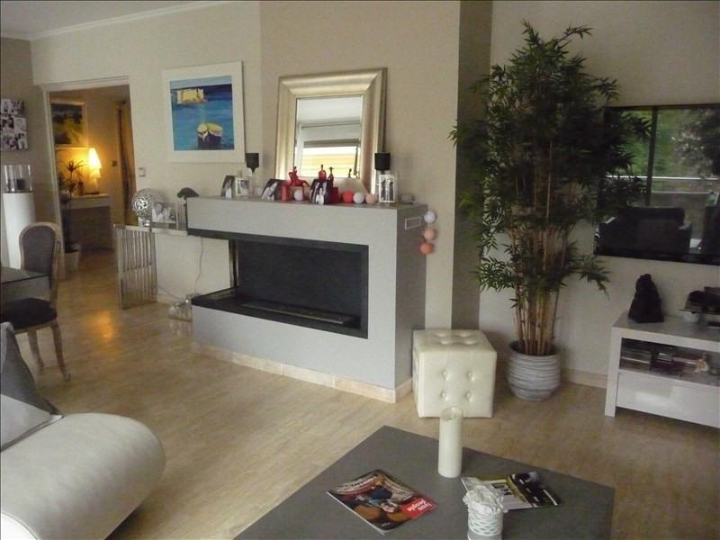 Vendita appartamento Charbonnieres les bains 515000€ - Fotografia 4