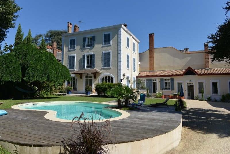 Venta de prestigio  casa Vienne 779000€ - Fotografía 1