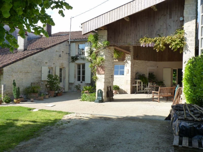 Vente maison / villa Coulon 297800€ - Photo 1