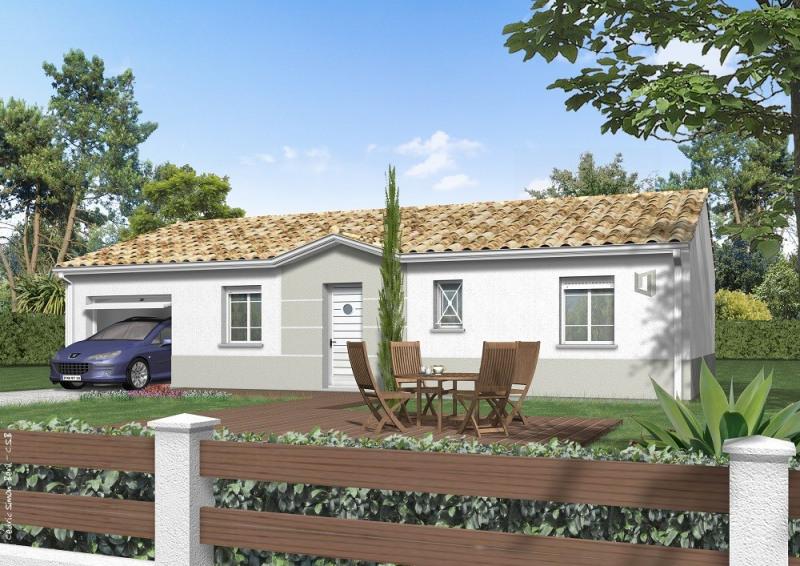 Maison  5 pièces + Terrain 1200 m² Biganos par MAISONS QUADRI