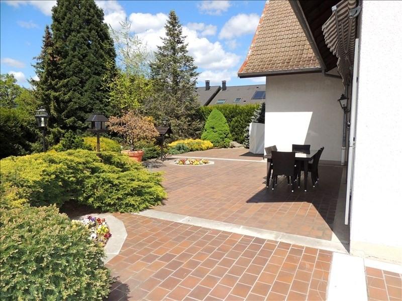 Sale house / villa Prevessin-moens 985000€ - Picture 8