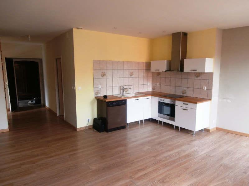 Rental apartment Proche dest amans soult 480€ CC - Picture 2