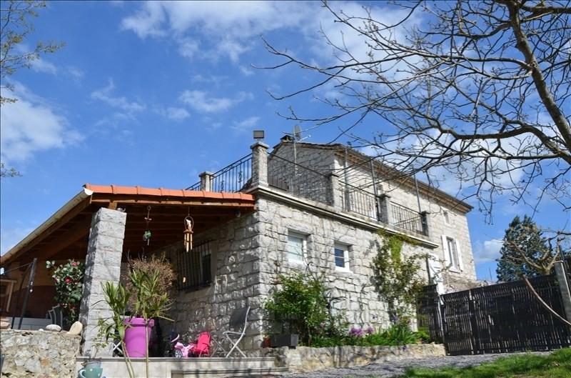 Vente maison / villa Ruoms 325500€ - Photo 12