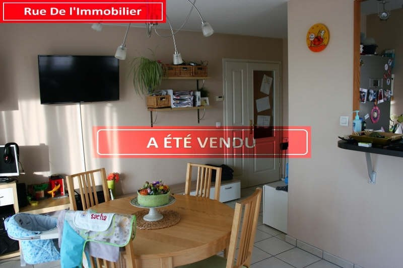 Vente appartement Strasbourg 160 900€ - Photo 1