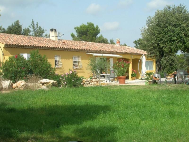 Vente maison / villa Ampus 399000€ - Photo 1