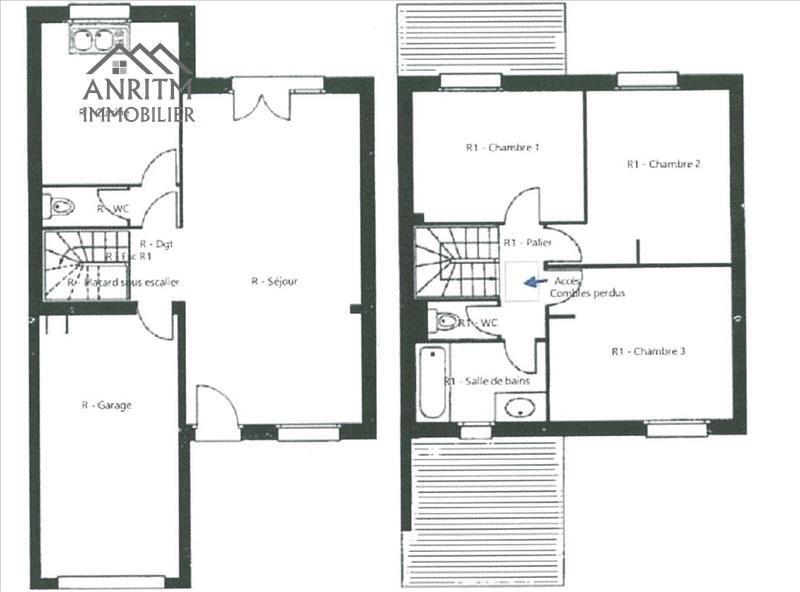 Sale house / villa Plaisir 299250€ - Picture 6