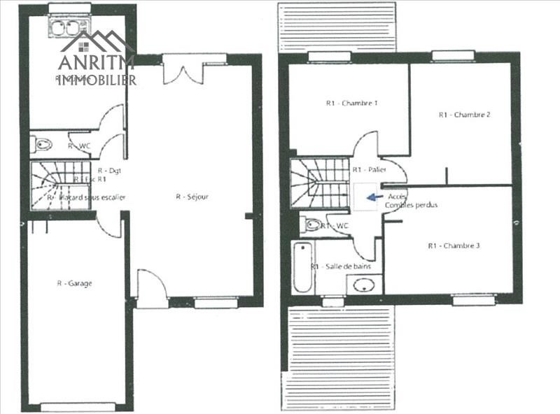 Vente maison / villa Plaisir 299250€ - Photo 6
