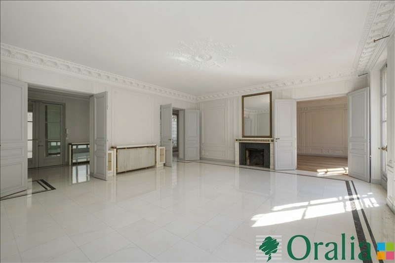Vente de prestige appartement Paris 16ème 3 390 000€ - Photo 3