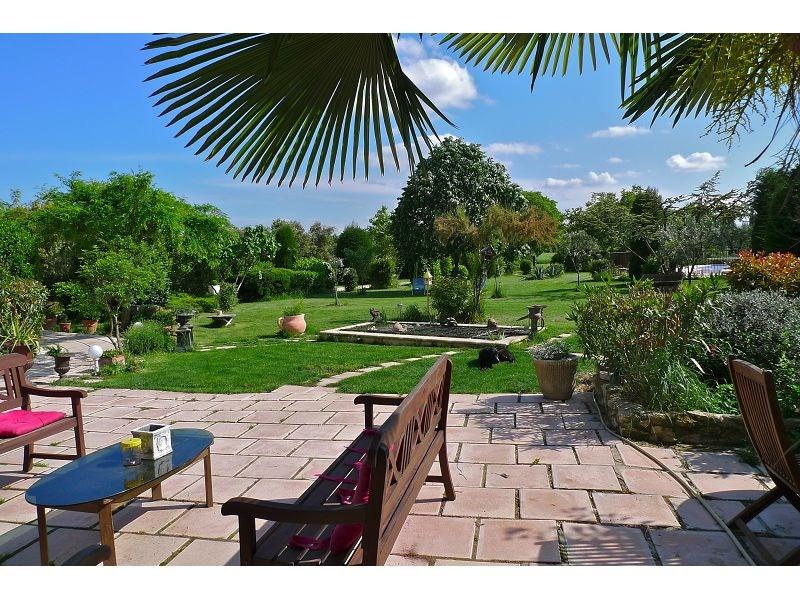 Deluxe sale house / villa Orange 595000€ - Picture 1