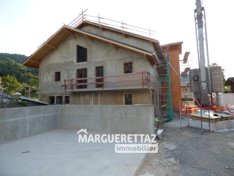 Sale apartment Morillon 200000€ - Picture 1
