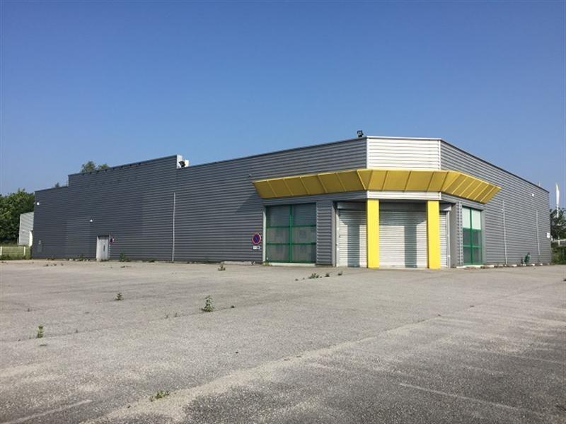 Location Local d'activités / Entrepôt Barentin 0