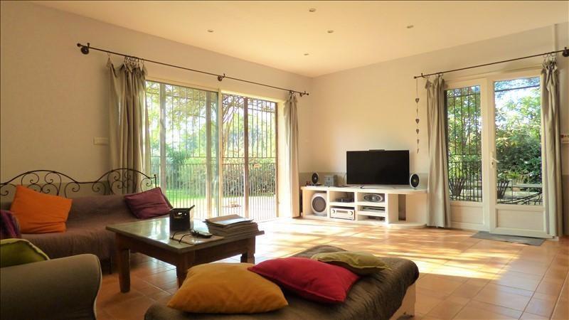 Vente maison / villa Monteux 449000€ - Photo 3