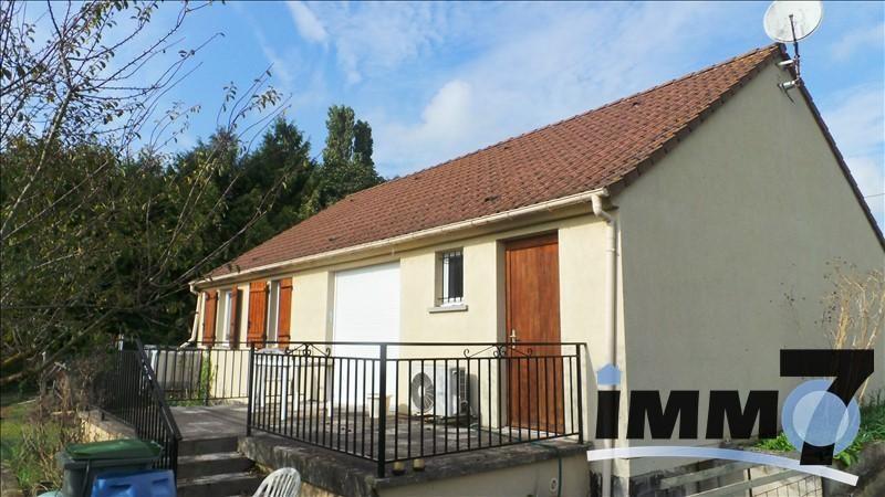 Venta  casa Changis sur marne 193000€ - Fotografía 1