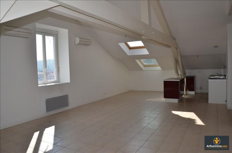 Sale apartment Annonay 106 000€ - Picture 1