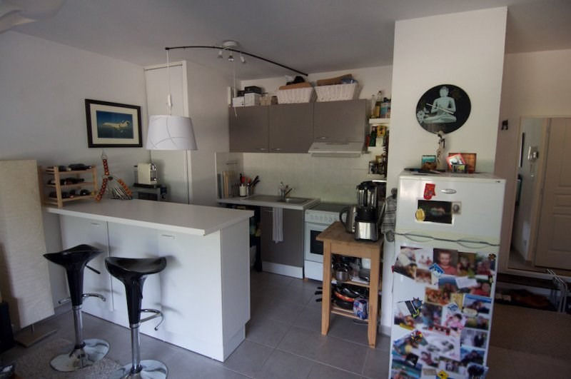 Location appartement Thoiry 850€ CC - Photo 1
