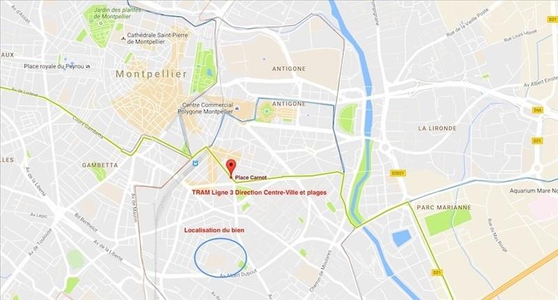 Produit d'investissement appartement Montpellier 150000€ - Photo 2