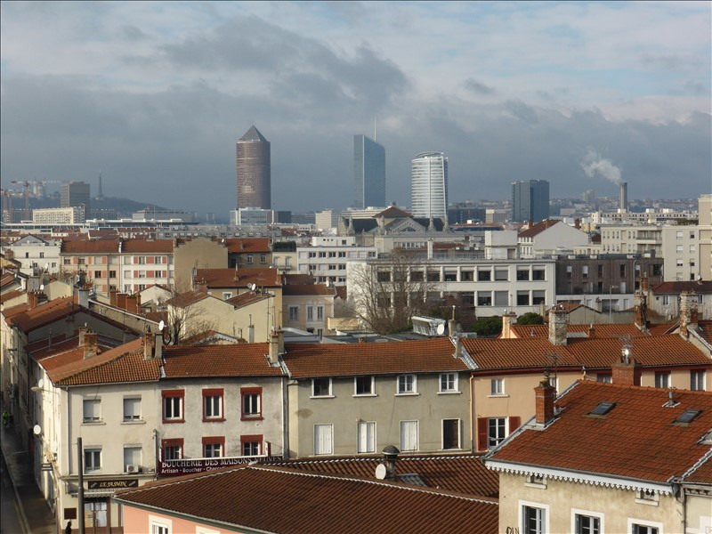 Vente appartement Villeurbanne 294 000€ - Photo 1