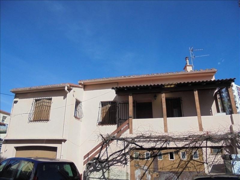 Sale house / villa Perpignan 153000€ - Picture 1