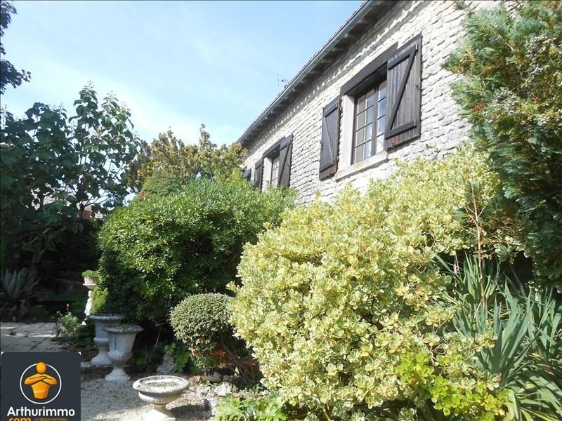 Sale house / villa Aulnay 149100€ - Picture 1