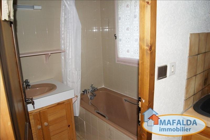 Vente maison / villa Mont saxonnex 210000€ - Photo 6