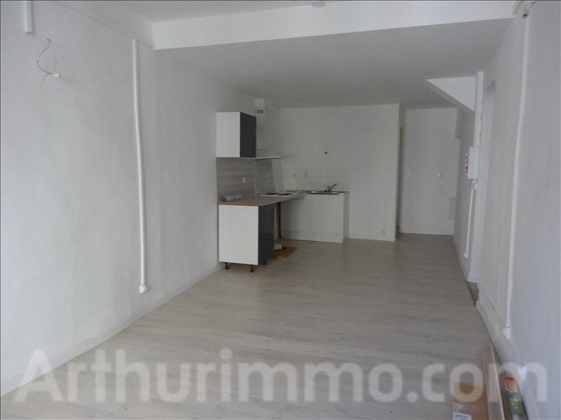Rental apartment Lodeve 460€ CC - Picture 1