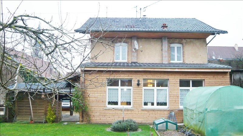 Vente maison / villa Pfetterhouse 180 000€ - Photo 1