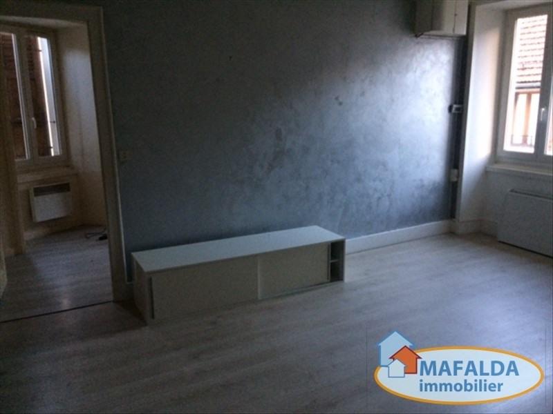 Vente appartement Saint jeoire 138000€ - Photo 3