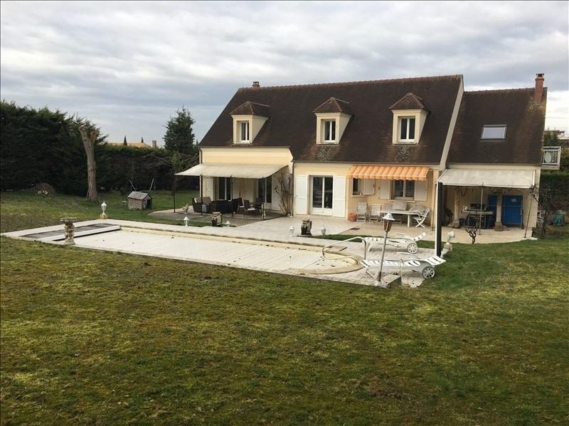 Vente de prestige maison / villa Chambourcy 1290000€ - Photo 9