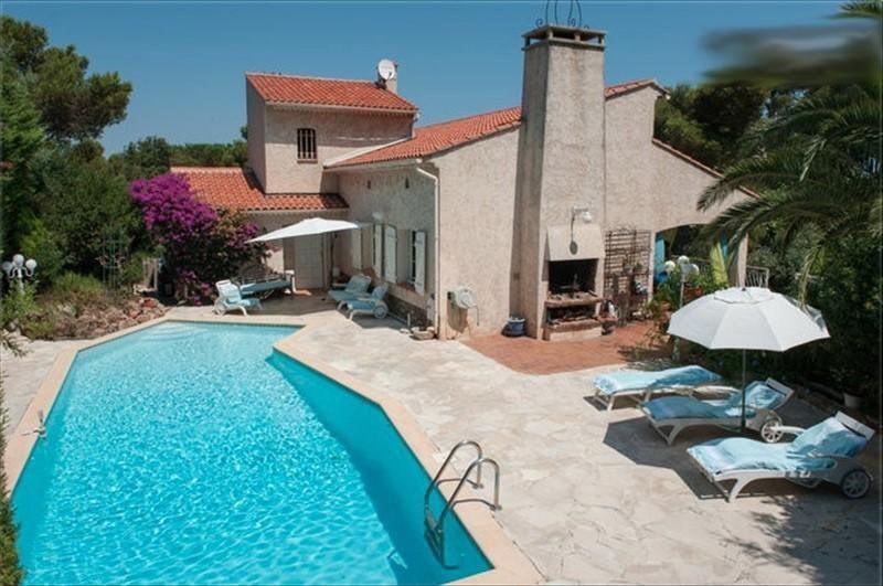 Vente de prestige maison / villa Giens 805000€ - Photo 1