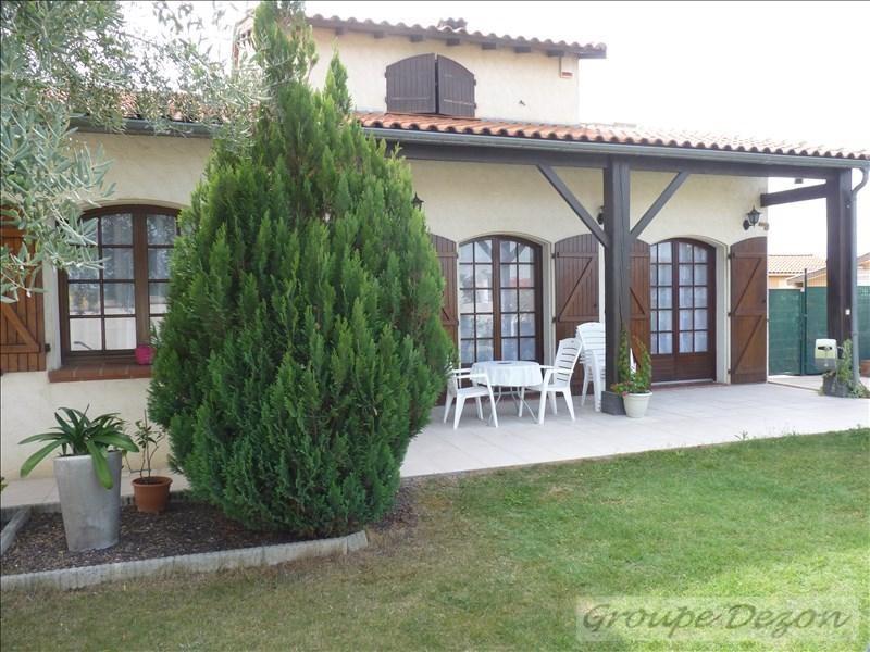 Vente maison / villa Lespinasse 299000€ - Photo 1