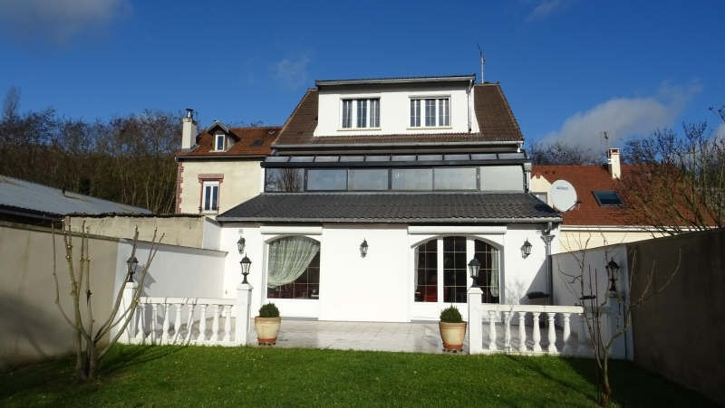 Vente maison / villa Groslay 595000€ - Photo 1