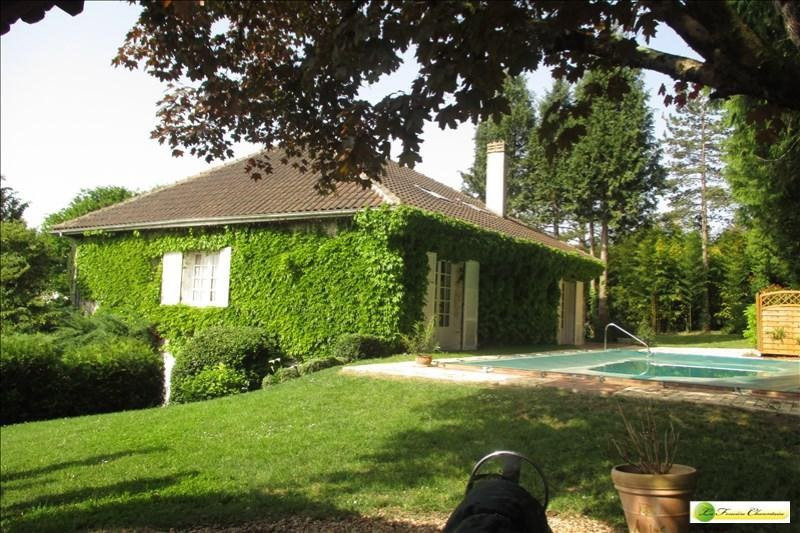 Vente maison / villa Mouthiers sur boeme 280 000€ - Photo 1