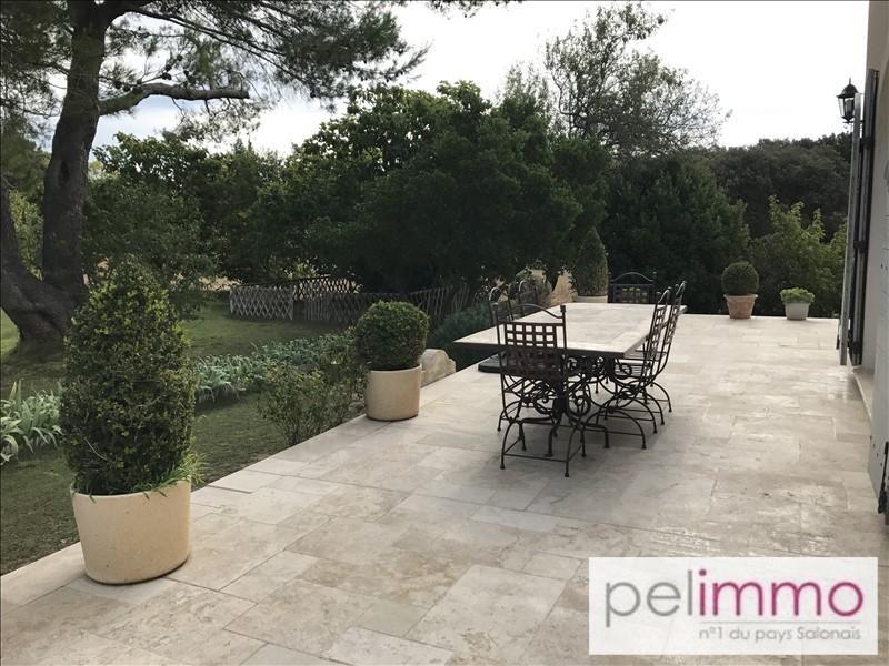 Vente maison / villa Cornillon confoux 495000€ - Photo 5
