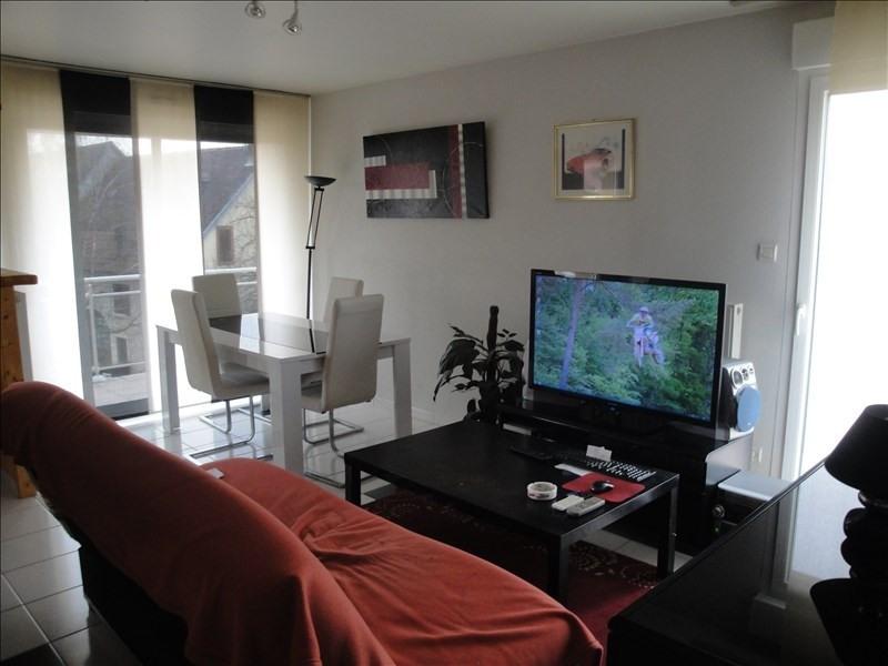 Vendita appartamento Dasle 129000€ - Fotografia 1