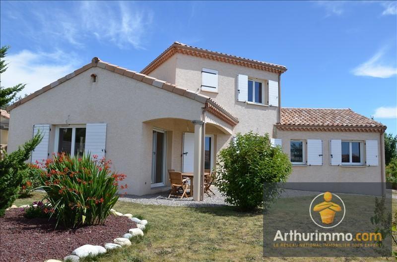 Vente maison / villa Davezieux 325000€ - Photo 1