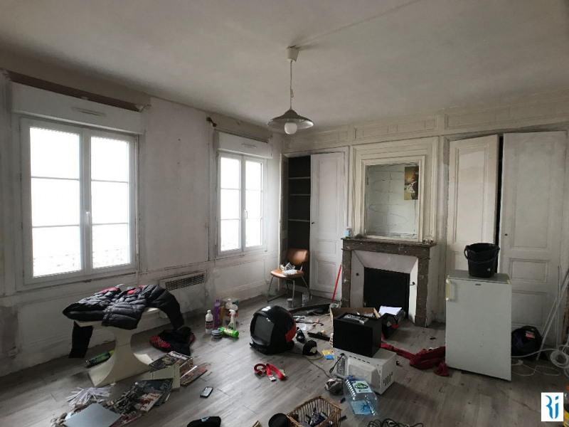 Venta  apartamento Rouen 86000€ - Fotografía 2