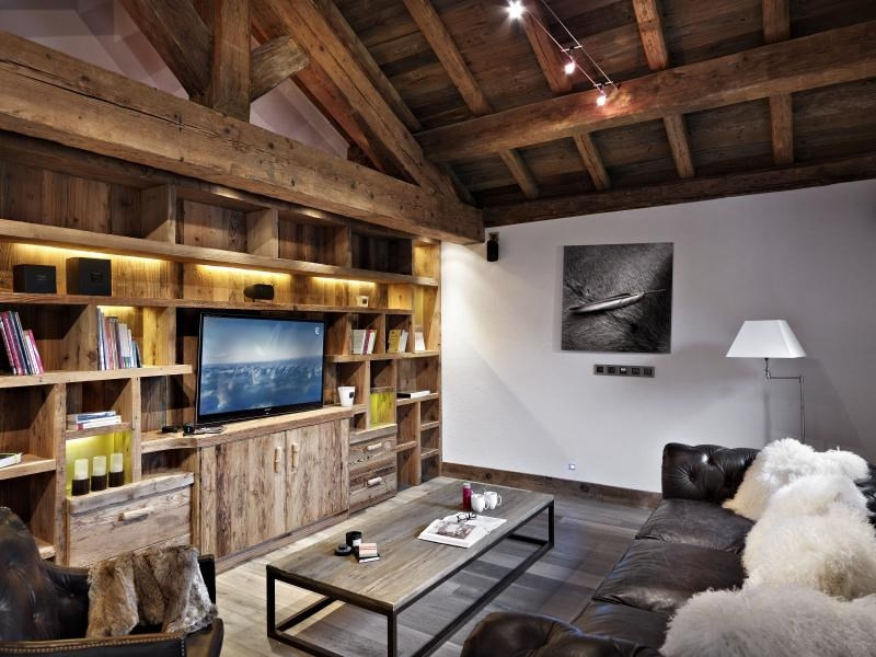 Verkauf von luxusobjekt haus Meribel les allues 4500000€ - Fotografie 2