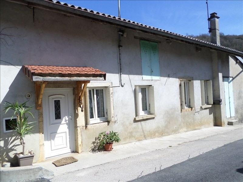 Vente maison / villa Proche nurieux 139000€ - Photo 1