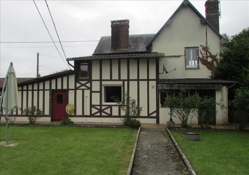 Vente maison / villa Lisieux 137000€ - Photo 1