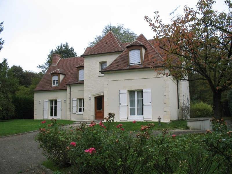 Deluxe sale house / villa Lamorlaye 898000€ - Picture 8