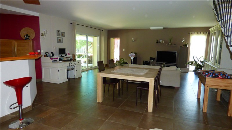Verkoop  huis Loriol du comtat 370000€ - Foto 2
