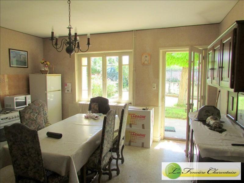 Vente maison / villa Aigre 71500€ - Photo 5