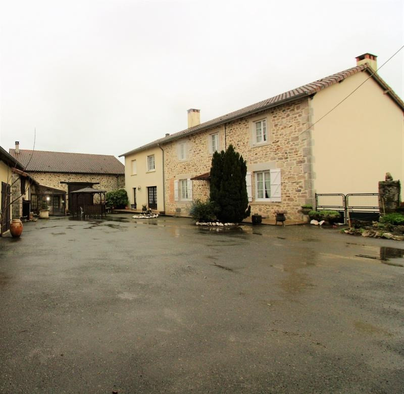Vente de prestige maison / villa Ladignac le long 665 000€ - Photo 1
