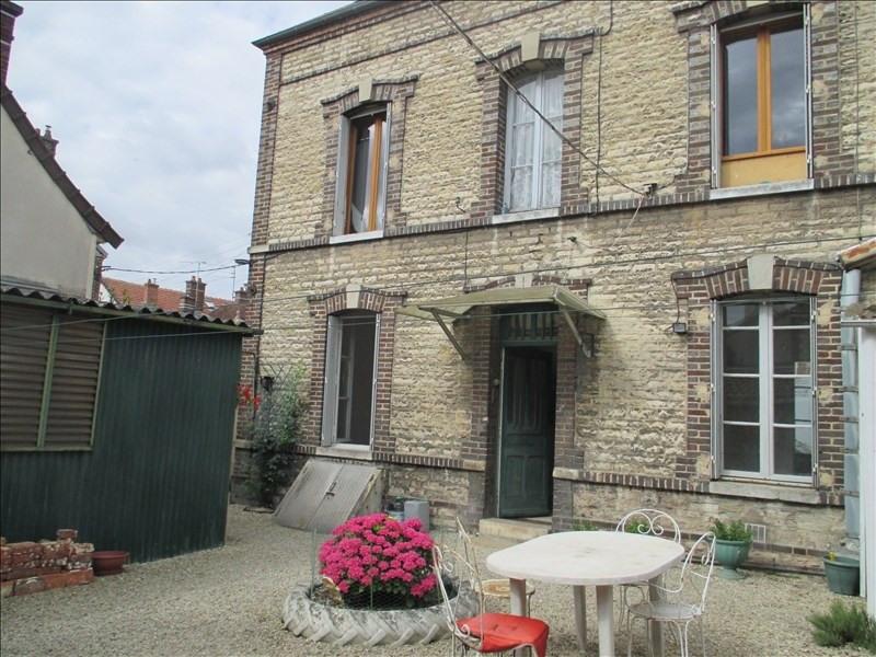 Sale apartment Ste savine 87000€ - Picture 1
