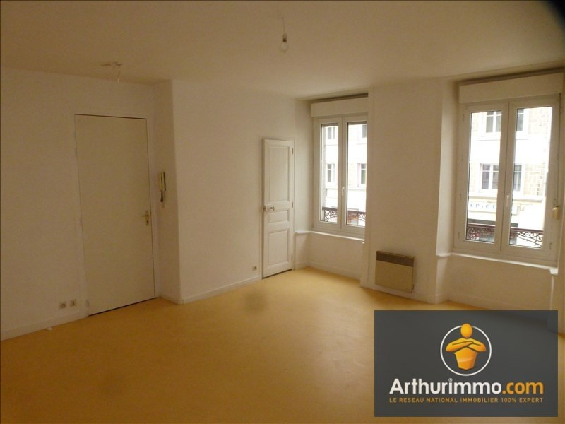 Rental apartment St brieuc 368€ CC - Picture 1