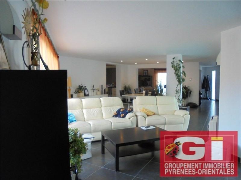 Deluxe sale house / villa Sorede 575000€ - Picture 1